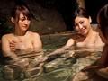 女湯で人妻が出会ってしまったレズビアン 羽田璃子 松井優子 画像7