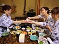 [BBAN-062] 女湯で人妻が出会ってしまったレズビアン 羽田璃子 松井優子
