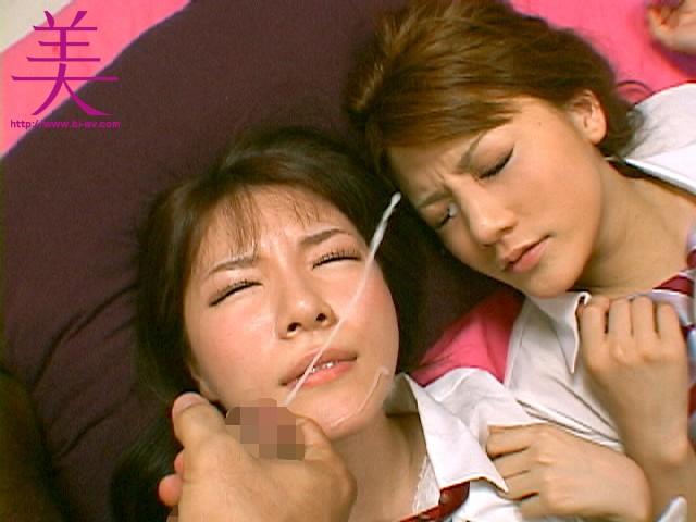 女子校生は顔射マニア! Vol.2 月野りさ 早乙女ルイ の画像9