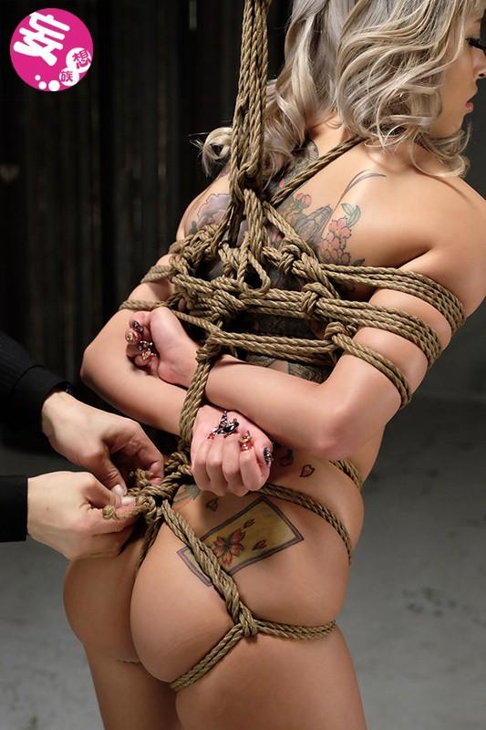 縛り拷問 刺青の縄女 MIKA の画像3
