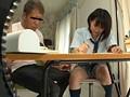 おしえご-授業中、罰でイケナイ性教育- サンプル画像2