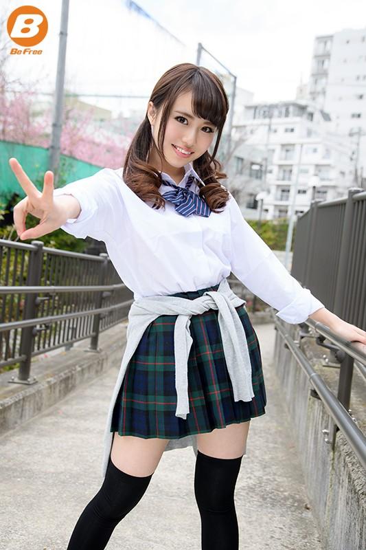 ニーハイ小悪魔 制服美少女 相沢夏帆 の画像6