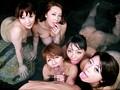 美熟痴女の温泉ツアー 9