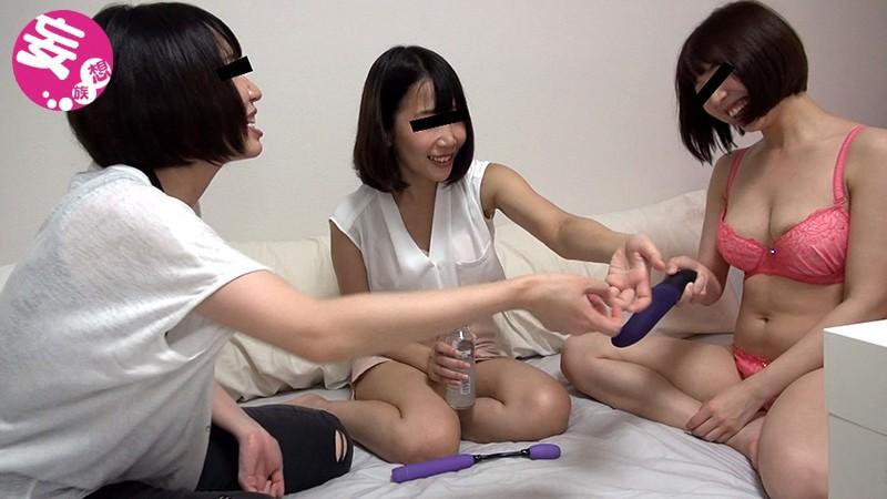 素人初レズドキュメント の画像5