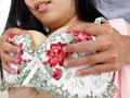 18歳新人 可憐な美少女の巨乳輪 天使のJカップ ボイン塚田詩織ボックス デジタルモザイク匠 7