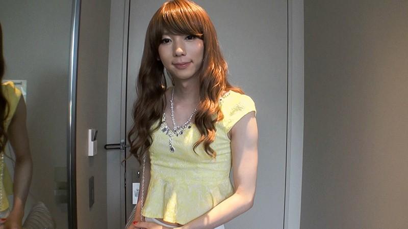 美しき女装子デリ嬢 星咲光耶のサンプル画像013