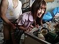隣人のゴミ部屋で異臭中年おやじに抜かずの連撃中出し46発で孕まされた制服女子の末路… 桜もこ 画像8