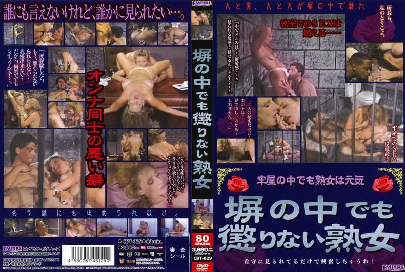 淫乱のレズの3P無料動画像。塀の中でも懲りない熟女