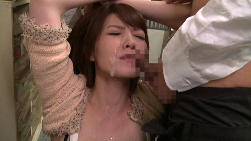 美人モデル転落のザーメンぶっかけ生中出し調教 竹内麻耶 の画像17