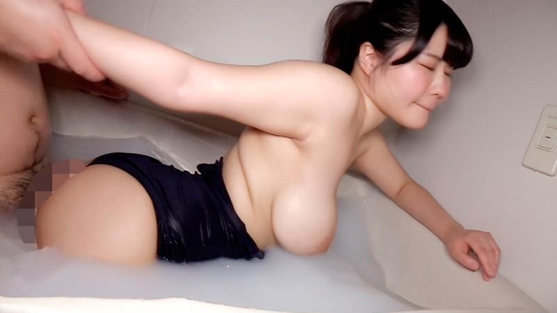 『作品名:Hカップ103cm ふうかAVデビュー』のサンプル画像です