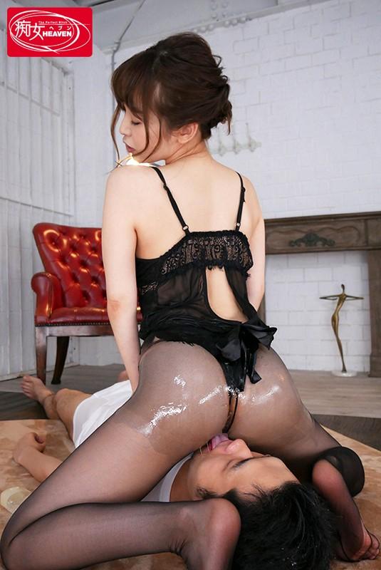 キミも今日からデカ尻お姉さんの聖水便器 篠田ゆう の画像5