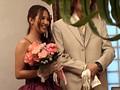 [CLUB-070] 結婚式前に写真スタジオで撮影するカップルの新郎が待つ隣で新婦を寝取りレイプ