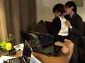 [CLUB-291] 会社の手違いで出張先のホテルが相部屋になった職場の同僚を本気(マジ)口説き盗撮2