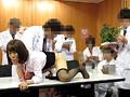 [CLUB-335] 某コンドーム製造メーカー商品開発部の研究員からの投稿 新製品のモニタリングと称してコンドームの使用感チェックの為に大勢の社員の前で本番行為をさせられる女性社員の被害の実態!