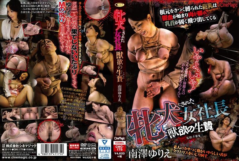 巨尻の女社長、南澤ゆりえ出演の奴隷無料動画像。牝犬にされた女社長 獣欲の生贄 南澤ゆりえ