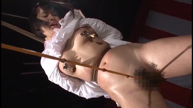 こぶ縄くいこみ触手棒責め 生殖器をしごかれ悶絶する女たち2 の画像20