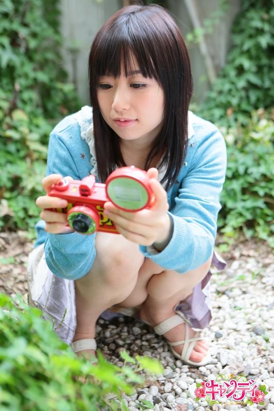 [CND-002] 雪国育ち 恥じらいまくるFカップ美少女AVデビュー!! 三花れな