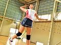 身長178cm 国体出場現役女子大生バレーボール選手 AVデビュー 希望れいな 2
