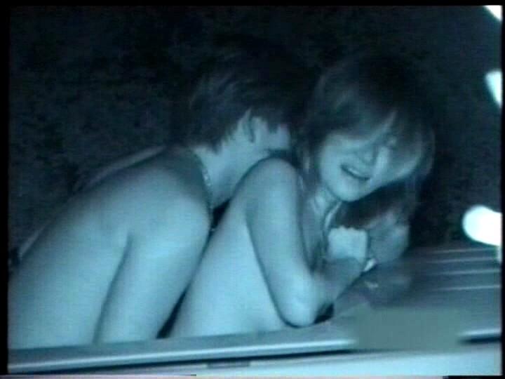 「赤外線盗撮シリーズ」Vol.8 CAR SEX の画像18