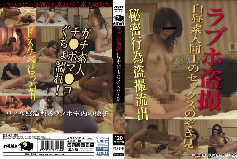 汗だくの風俗嬢ののぞき無料動画像。ラブホ盗撮 白昼素人同士のセックスのぞき見