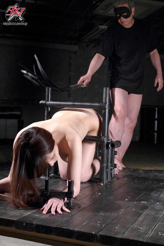 荻野舞を鉄パイプで拘…