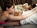 最愛の夫の周りに居て欲しくない泥棒猫は私の隣で旦那を寝取っていた。 美谷朱里 画像5