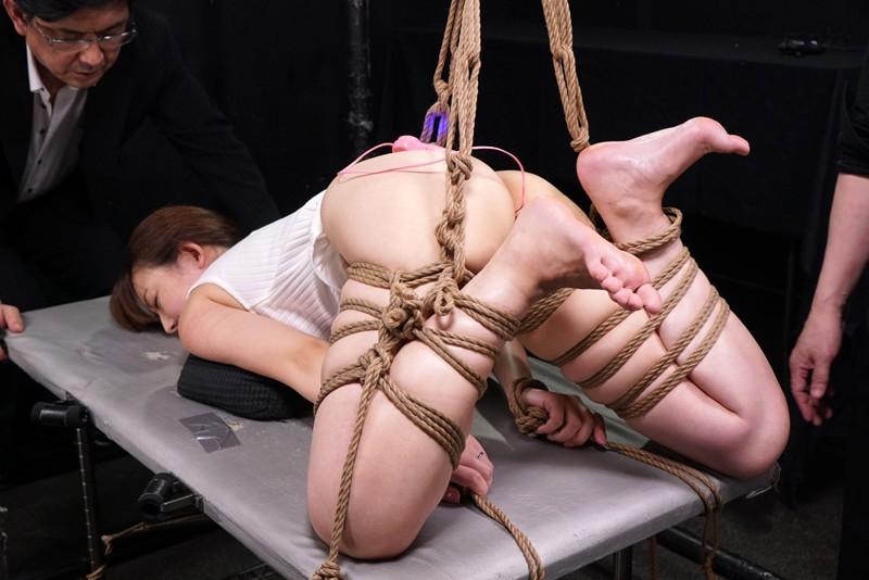 濃厚人妻女体拷辱 失神するほどの快楽地獄に堕ちてゆく… 中谷玲奈 画像20枚