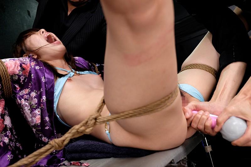 聖美少女アマゾネス拷☆問 ~美麗最強女戦士の惨すぎる処刑~ あおいれな 画像15枚