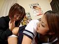 ふたなり巨乳レズビアン 羽田夕夏 南沙也香 18