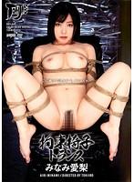 「拘束椅子トランス みなみ愛梨」のパッケージ画像
