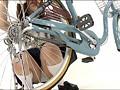 [DFTR-016] スローモーションでじっくり眺める 女子校生の自転車パンチラ