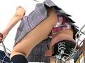 (dftr00033)[DFTR-033] スローモーションでじっくり眺める 女子校生の自転車パンチラ 4 ダウンロード 9