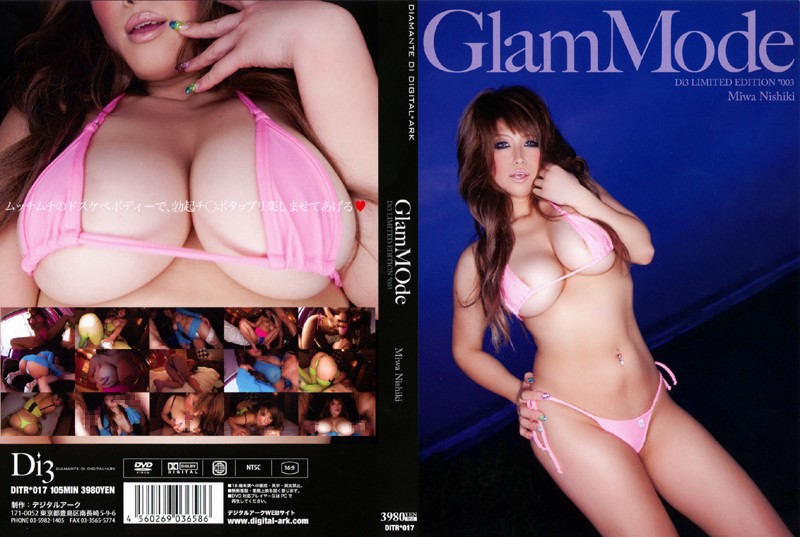 GlamMode Di3 LIMITED EDITION 003