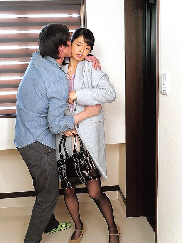 『作品名:イヤがる妻に何度も中出し 川上奈々美』のサンプル画像です