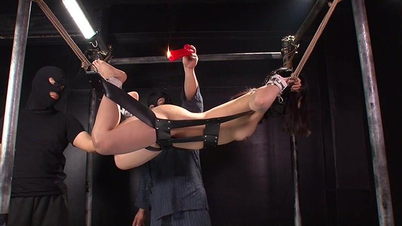 究極素人拷問ドキュメント!!撃墜黒髪少女~エピソード3~ 春山彩香 の画像10