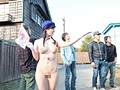 全裸爆乳ガイド付きバスツアー 赤井美月 4