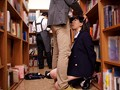[EBOD-565] 孕ませ図書館痴漢 拒否もできず、声も出せずに膣内射精されるがままイキ堕ちた地味で巨乳な女子校生 鈴木心春