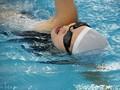 鍛え上げられた競泳選手の肉体美!全国大会出場現役アスリートE-BODY専属デビュー なつき 2