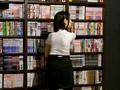 [EBOD-613] 超美巨乳なネットカフェ店員をお店の中でハメまくったAV ゆい