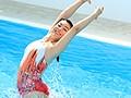 E-BODY史上最高経歴アスリート!! 欧州シンクロ大会メダリストが緊急AVデビューハーフGカップ美少女 白木エレン 3