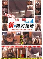 盗撮 新★和式便所 Vol.4