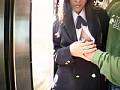 電車痴漢 通学中の女子○学生のみを狙う サンプル画像 No.1