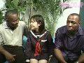 黒人大好き素人6人 女子校生編 3