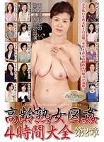 (emaf00198)[EMAF-198] 高齢熟女図姦 4時間大全 第2章 ダウンロード