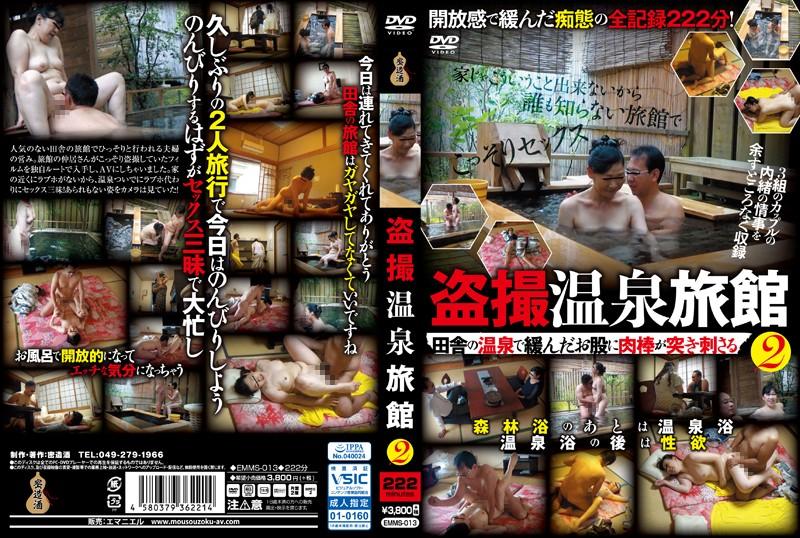 旅館にて、巨乳の人妻ののぞき無料熟女動画像。盗撮温泉旅館2