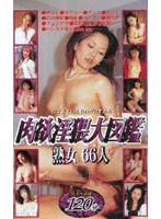 (eqk022)[EQK-022] 肉欲淫猥大図鑑 120分 熟女66人 ダウンロード