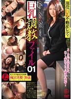 巨乳調教ファイル01 現役巨乳不動産レディ 麻宮美姫20歳