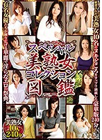 スペシャル美熟女コレクション図鑑 ダウンロード