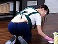 [GAPL-012] 家事代行サービスに依頼をしたらピタパンデカ尻女子大生がやってきた!床掃除で突きだされたエロさムンムンのお尻に無防備なパンツラインがくっきり!(ピタパン見せられたら入れてもOKだよね!?)