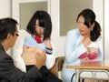 [GDHH-002] 有名私立女子校の教師が内申点を餌に三者面談で母娘3Pしている悪徳教師の実態!
